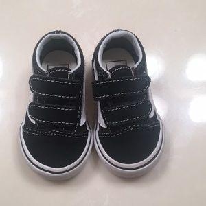 Infant Vans Size 3c
